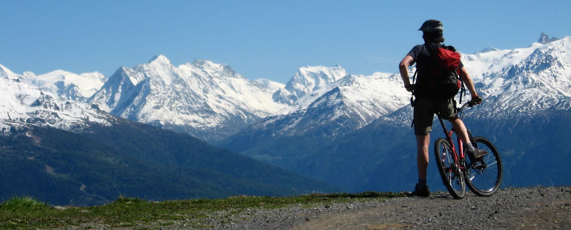 Mountenbiken im Zillertal